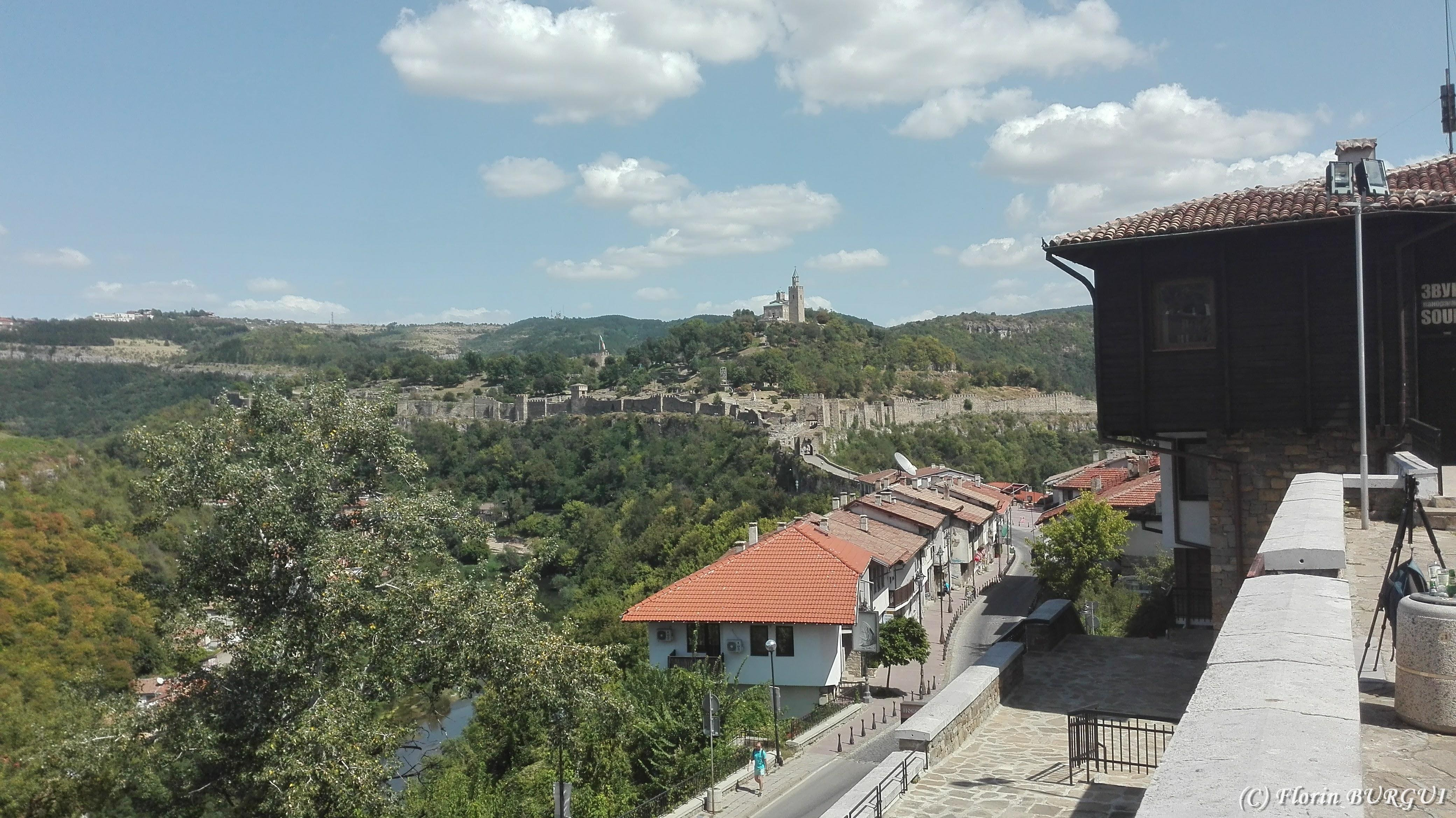 Tsarevets Citadel